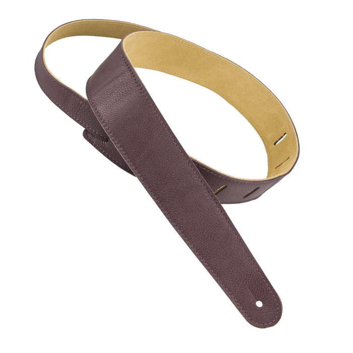 "Henry Heller 2.5"" Adjustable Luxe Capri Leather Straps"