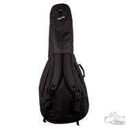 Garrett Park Guitars Embroidered Deluxe Jumbo Dreadnaught Acoustic Guitar Nylon Soft Case Gig Bag