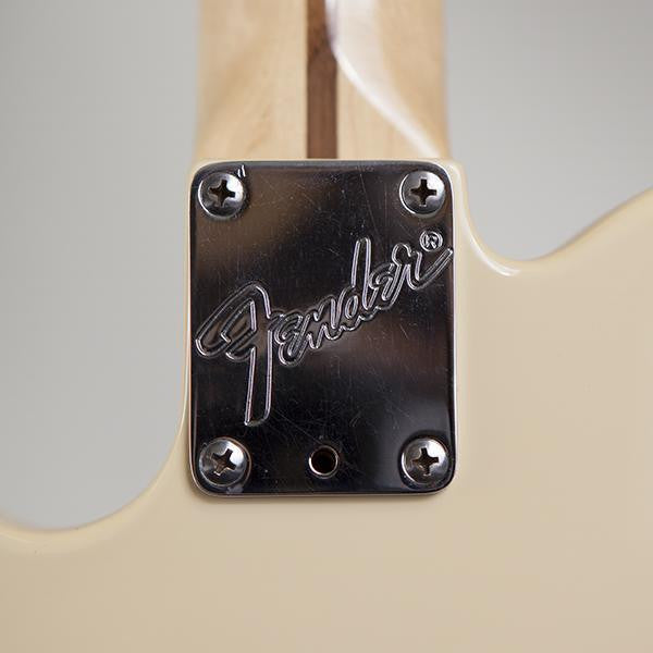 1983 Fender Telecaster, Blonde with Maple Neck - Garrett Park Guitars  - 11