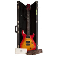 1986 PRS Custom with Birds, Cherry Sunburst - Garrett Park Guitars  - 10