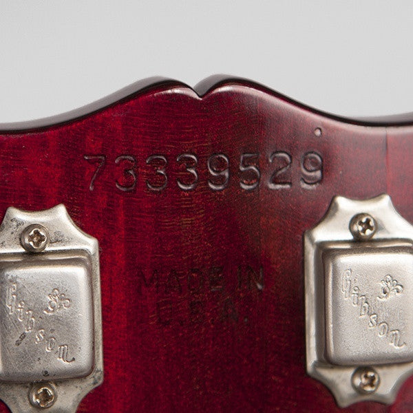 1979 Gibson Les Paul Standard, Wine Red - Garrett Park Guitars  - 10