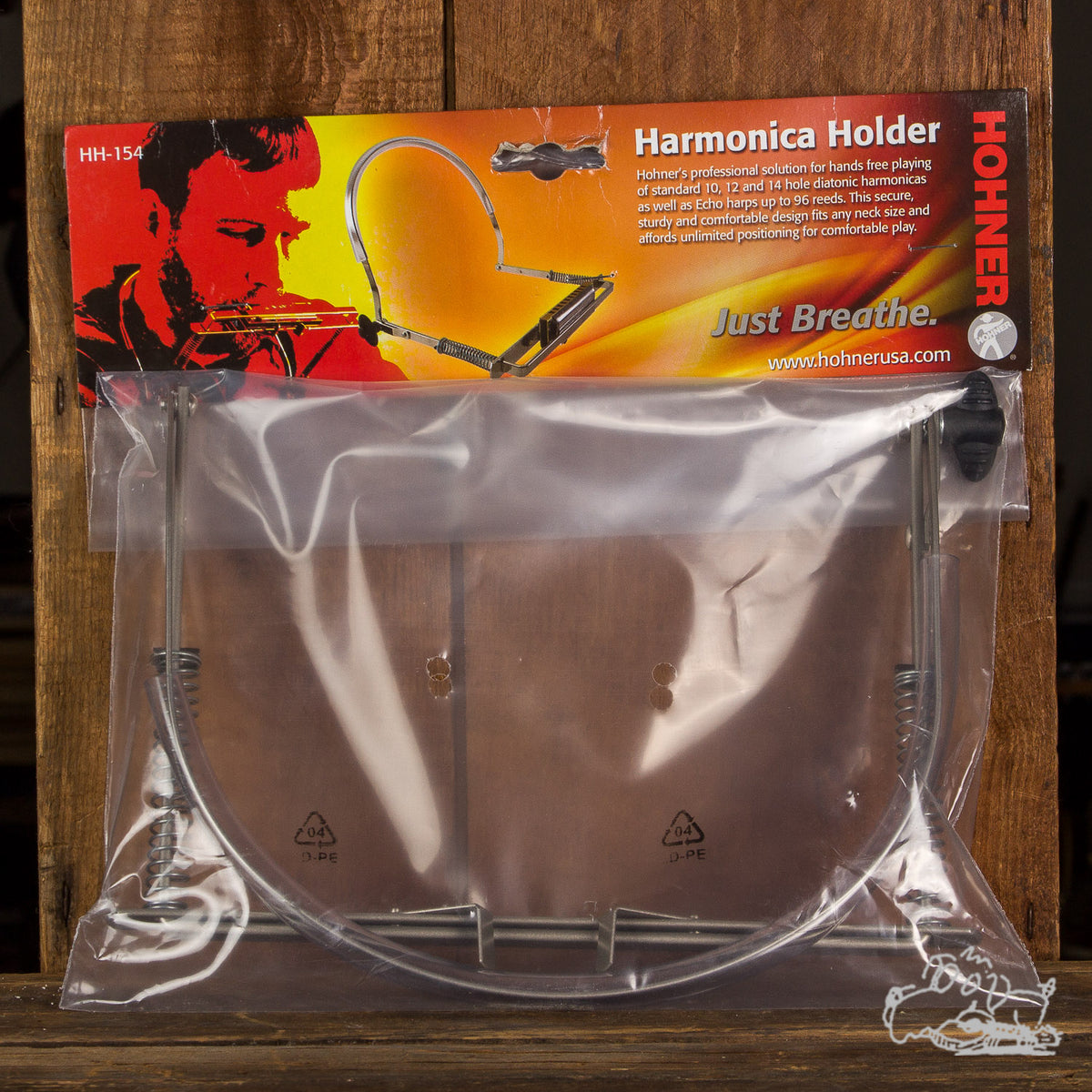 Hohner Harmonica Holder