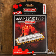 Hohner Marine Band 1896 Harmonicas Assorted Keys