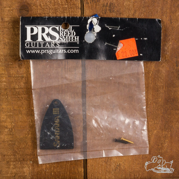 PRS Guitars Santana III Truss Rod Cover with Screws