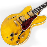 2001 Gibson ES-335, Blonde Beauty - Garrett Park Guitars  - 3