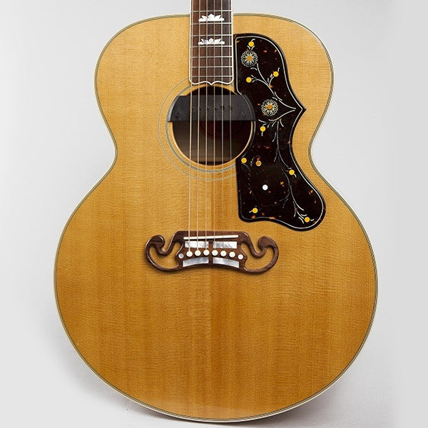 2001 Gibson SJ-200, Blonde Beauty - Garrett Park Guitars  - 2