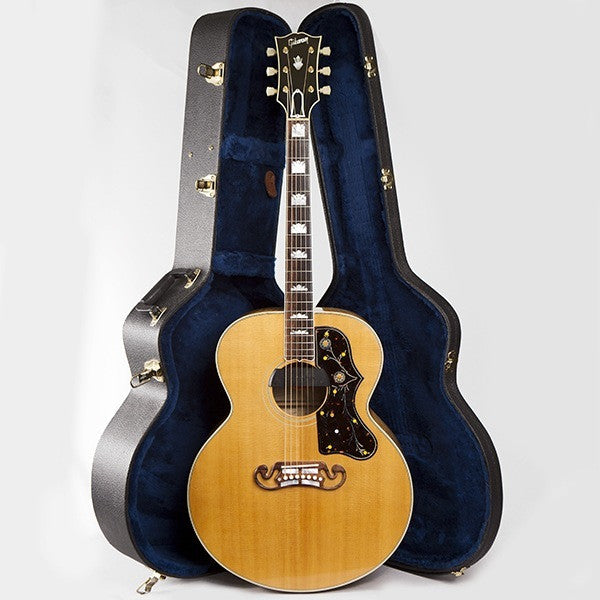 2001 Gibson SJ-200, Blonde Beauty - Garrett Park Guitars  - 14