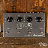 TC Electronics Ditto X4 Looper - Pre-Owned