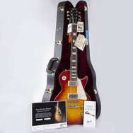 2007 Gibson '59 Reissue Les Paul, Tom Murphy Aged Washed Cherry - Garrett Park Guitars  - 10