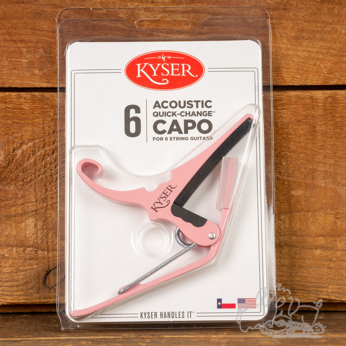 Kyser Quick-Change Capo for Acoustic or Electric Guitar