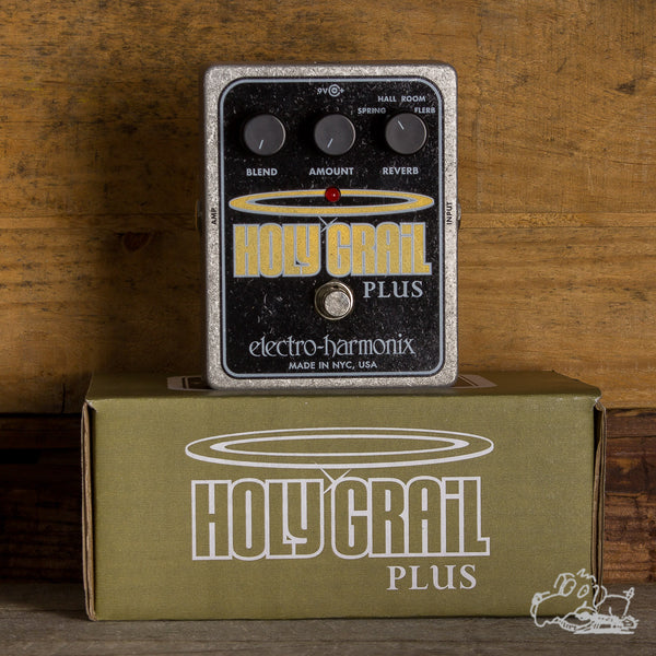 Electro-Harmonix Holy Grail Plus