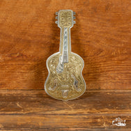 Rockmount Ranch Wear - Engraved Vintage Guitar Belt Buckle
