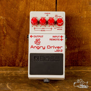 Used Boss JB-2 Angry Driver Guitar Pedal