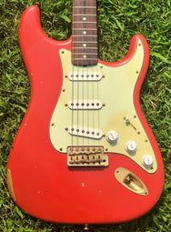 1999 Fender Custom Shop Relic Stratocaster