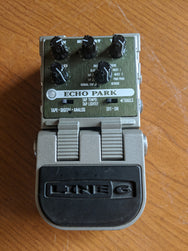 Used Line 6 Echo Park Tap Tempo Digital/Analog Delay