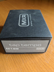 Used MXR Tap Tempo Switch/ Pedal - M199