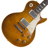 2009 Gibson Les Paul R9, Dave Johnson Makeover, Butterscotch - Garrett Park Guitars  - 1
