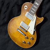 2009 Gibson Les Paul R9, Dave Johnson Makeover, Butterscotch - Garrett Park Guitars  - 12