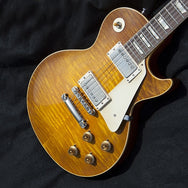 2009 Gibson Les Paul R9, Dave Johnson Makeover, Butterscotch - Garrett Park Guitars  - 13