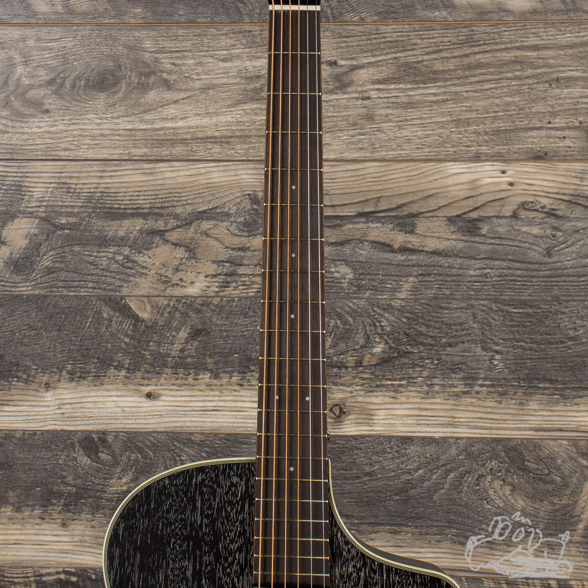 Breedlove Discovery Concert CE in Satin Night Sky