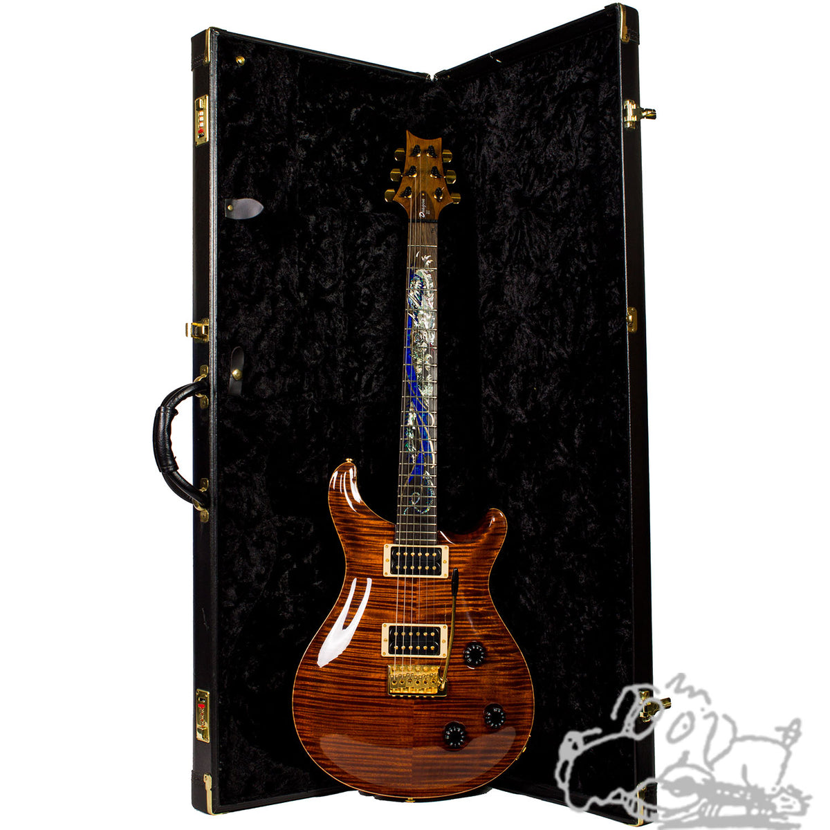1994 Paul Reed Smith Dragon III #21 in Tortoise Shell