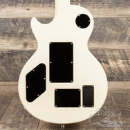 2005 Gibson Neal Schon Les Paul Prototype in White.