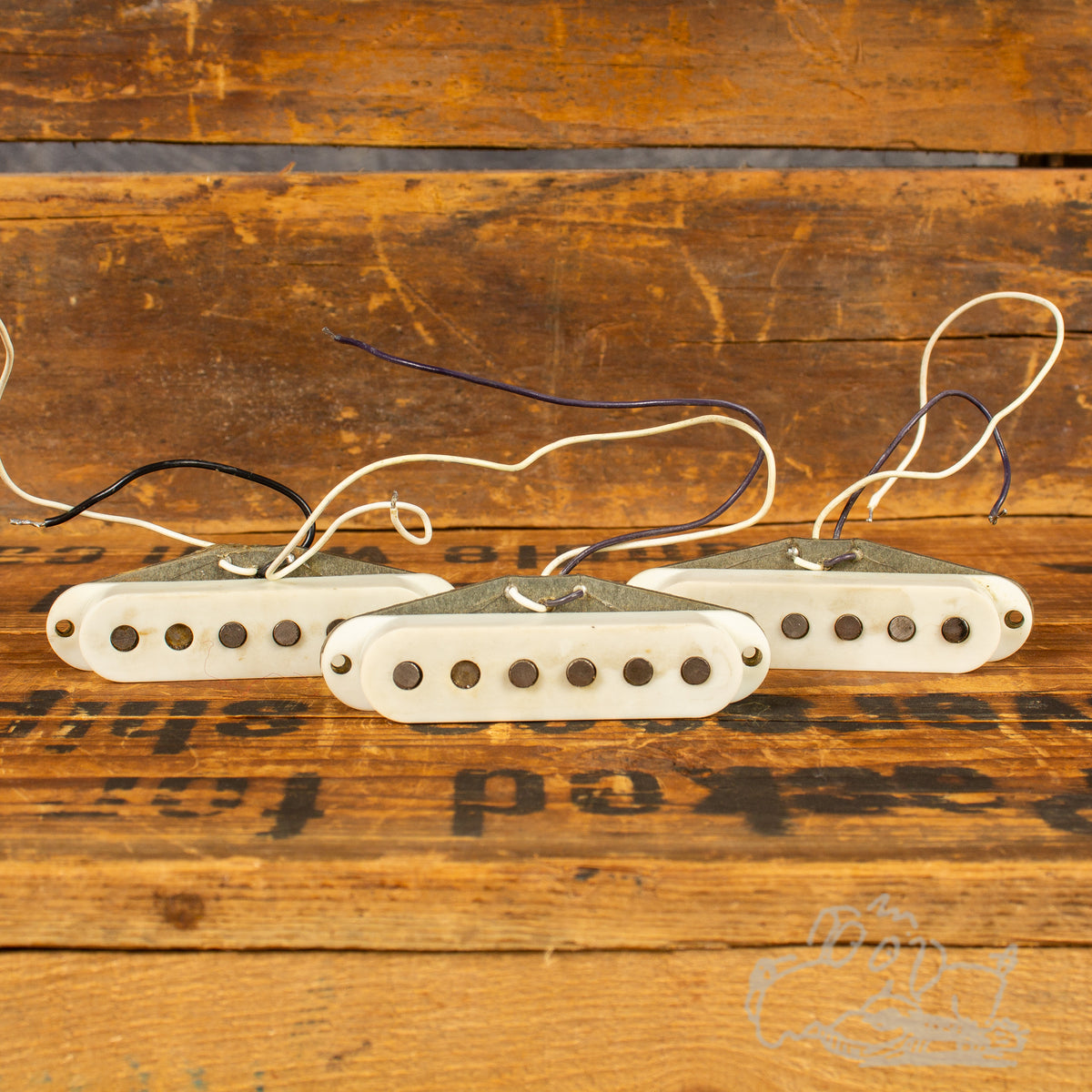 1974 Fender Stratocaster pickups - Set of three