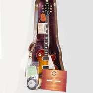 2003 Gibson Les Paul '59 Reissue, Washed Cherry Brazilian Board - Garrett Park Guitars  - 12
