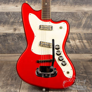 1970s Harmony Bobkat - Red Sparkle