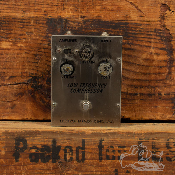 Used Electro-Harmonix Low Frequency Compressor