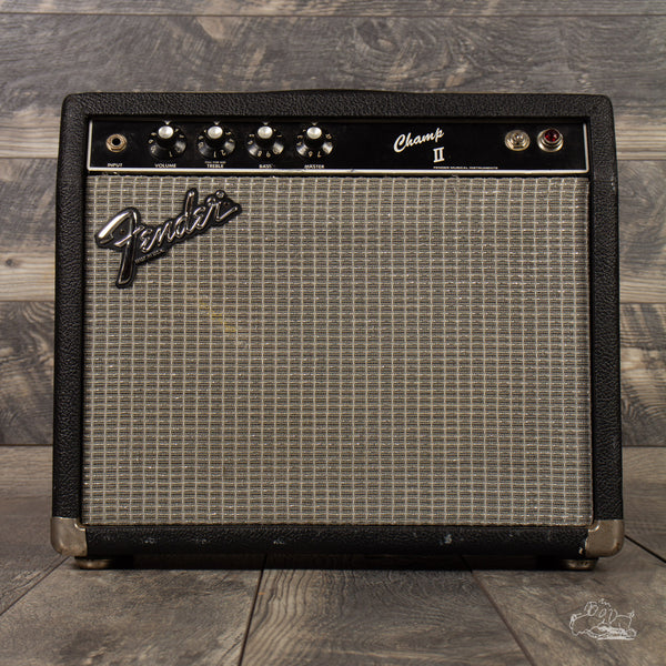 1982 Fender Champ II Amplifier - Rivera Era