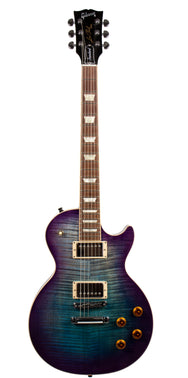 2017 Gibson Les Paul Standard in Blueberry Burst