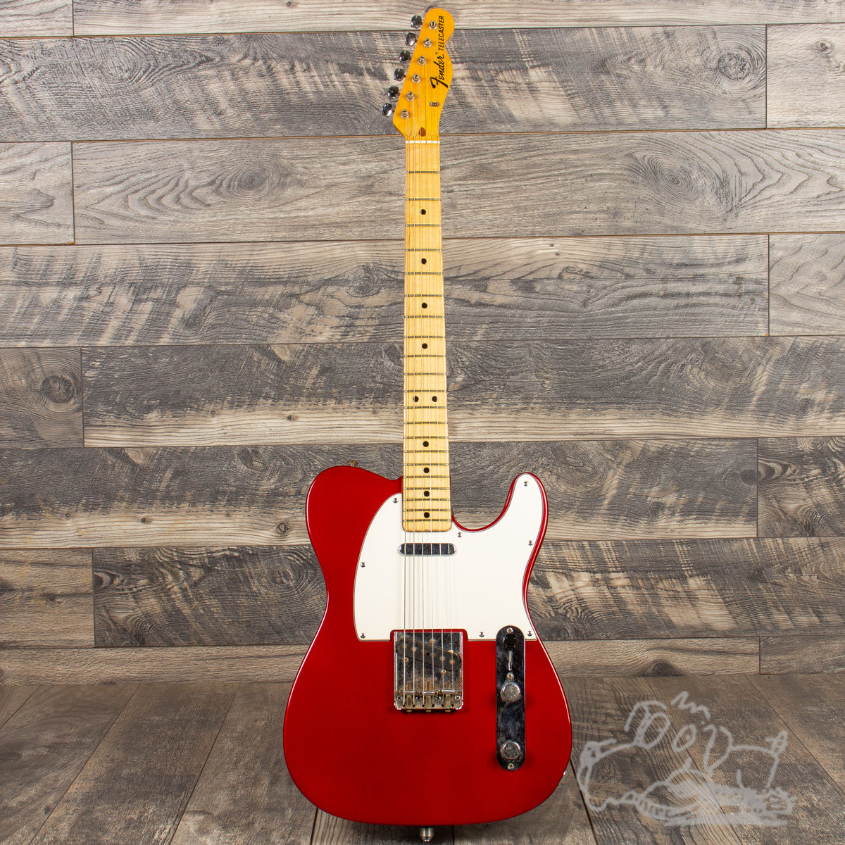 1971 Fender Telecaster Candy Apple Red