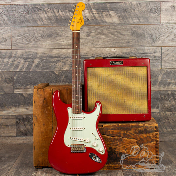 2006 Fender Custom Shop '59 Stratocaster & Matching Amp