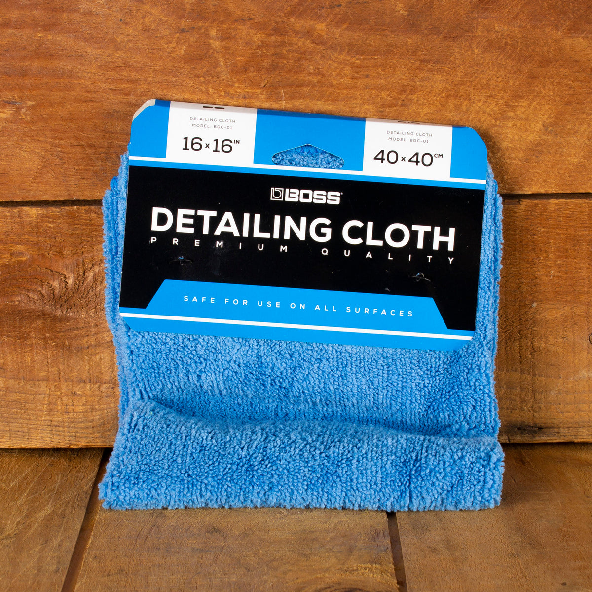 BOSS Detailing Cloth