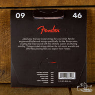 Fender Original Bullets Vintage Nickel Bullet-End Guitar Strings - .009 to .046