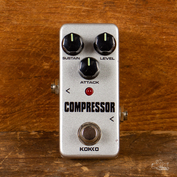 Kokko Compressor Pedal FCP2 with Adapter