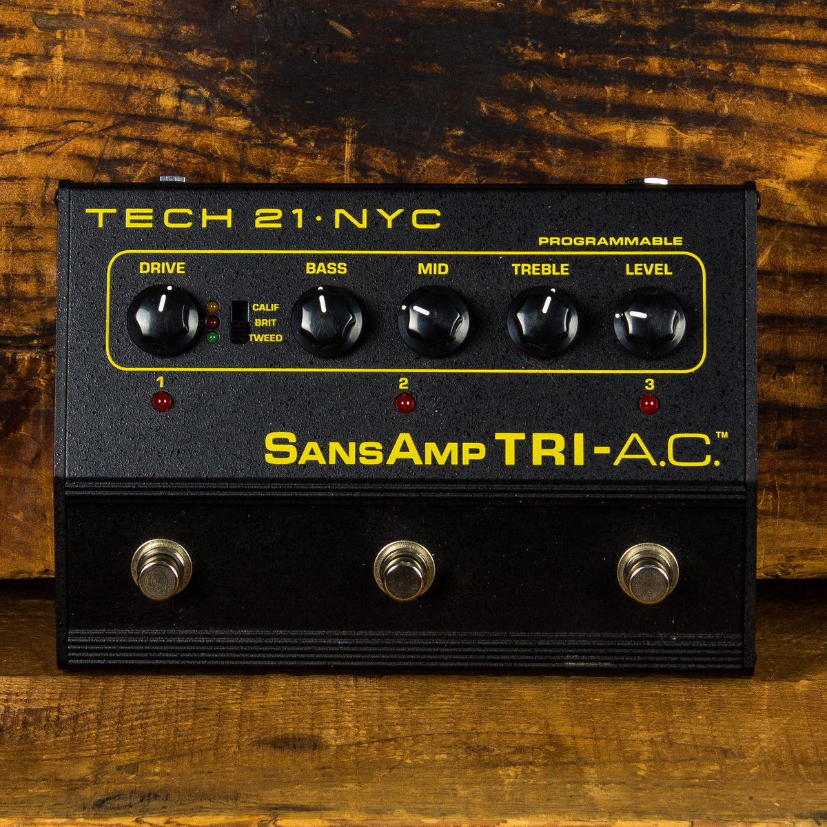 Tech 21 NYC SansAmp TRI-AC (Used)
