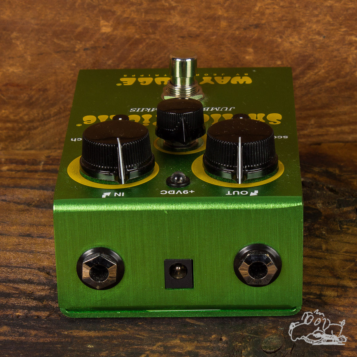 Used Way Huge Swollen Pickle - Jumbo Fuzz Pedal - MkIIS