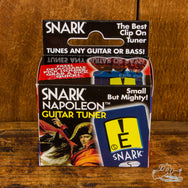 Snark Napoleon Clip-On Guitar Tuner (With Pick Holder)