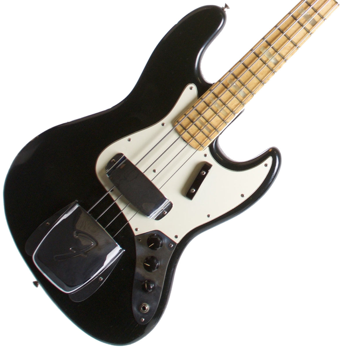 1973 Fender Jazz Bass - Garrett Park Guitars  - 1