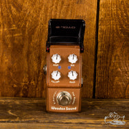 Joyo - Wooden Sound - JF-323 - Mini Acoustic Guitar Simulator Pedal