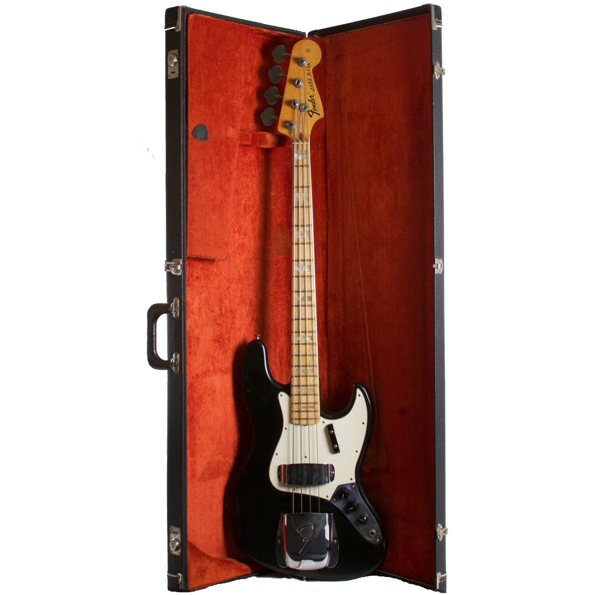 1973 Fender Jazz Bass - Garrett Park Guitars  - 9