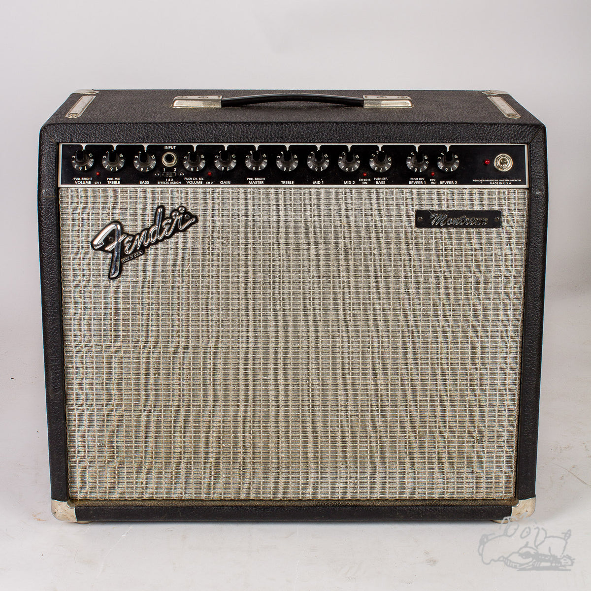 Previously Owned Fender Montreux Electric Guitar Amplifier