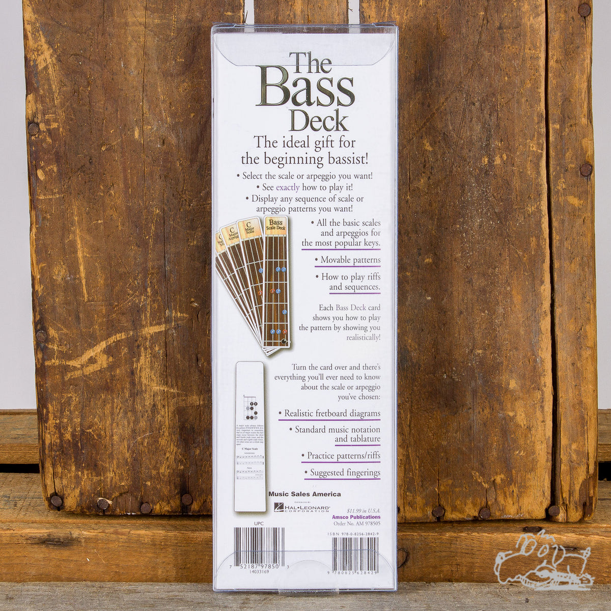 Hal Leonard The Bass Deck