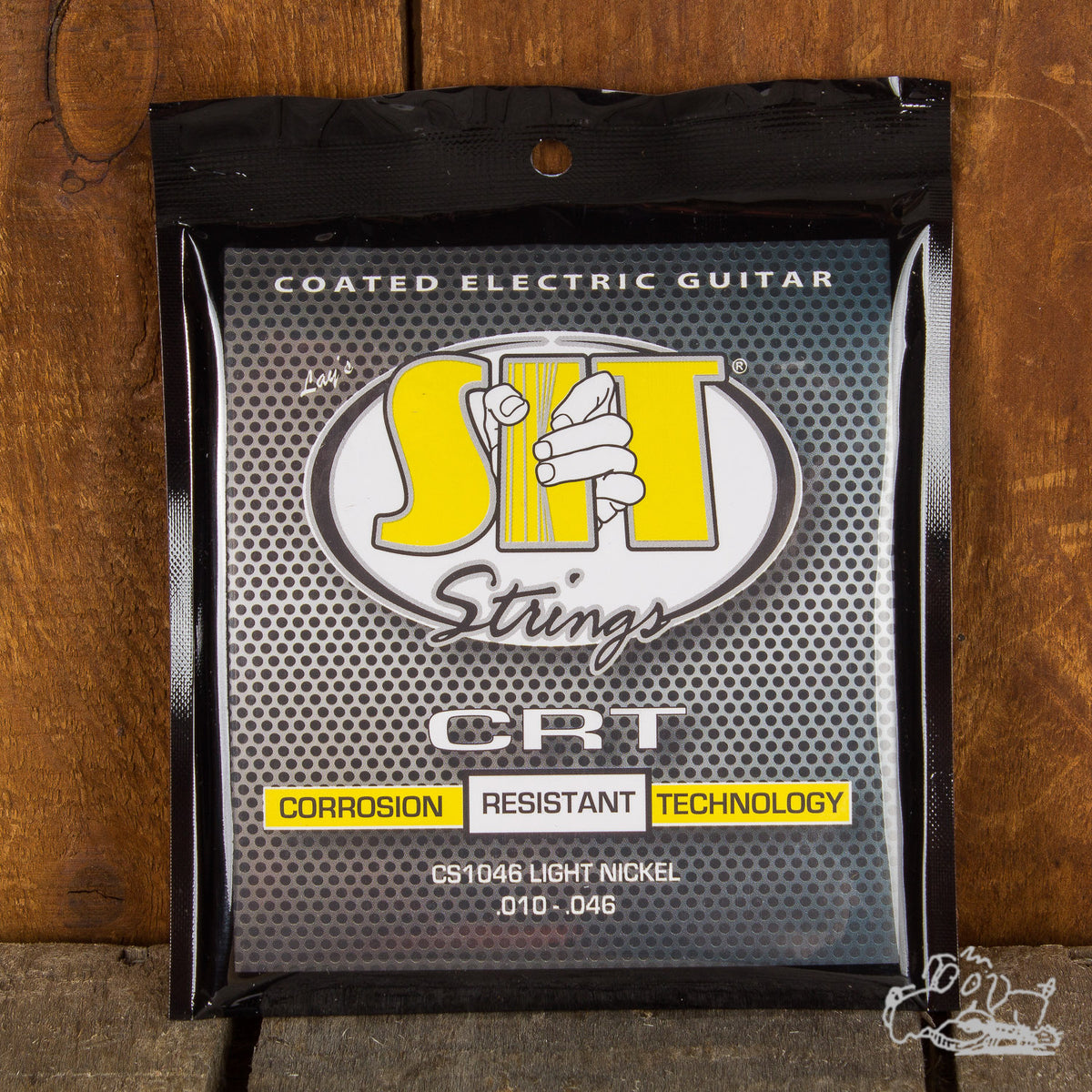 S.I.T. CRT Coated Electric Guitar Strings