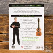 Absolute Beginners Ukulele - Omnibus Edition - By Steven Sproat - CD Included!