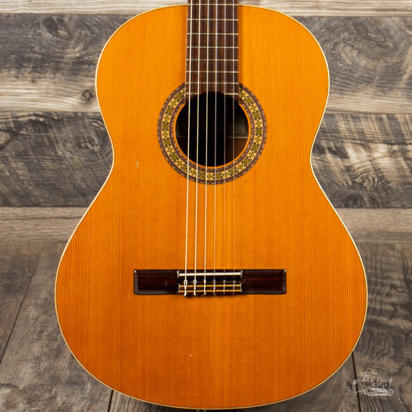 Cordoba Model 20 with Deluxe MBT Hardshell Fitted Case - Make us an Offer.