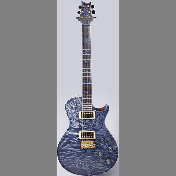 2010 PRS Private Stock Tremonti, Faded Indigo - Garrett Park Guitars  - 4