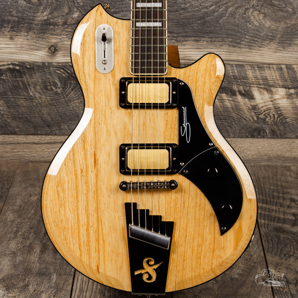 2019 Supro Silverwood in Ash Natural With Gig Bag - Make us an offer!